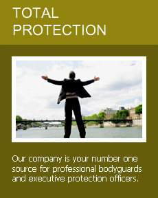 Bodyguard Cancun, skill and confidence, total protection, armed and unarmed personnel